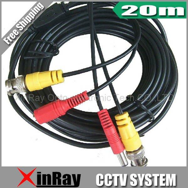 Аксессуары для видеонаблюдения XinRay 4pcs/20 BNC CCTV xr/c3 XR-C3