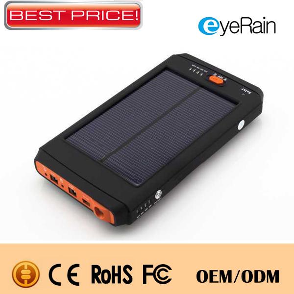 New 11200mah Solar Power Portable Bank Backup Battery carregador bateria externa Solar Charger for Notebook,Smartphone,etc.PW33G(China (Mainland))