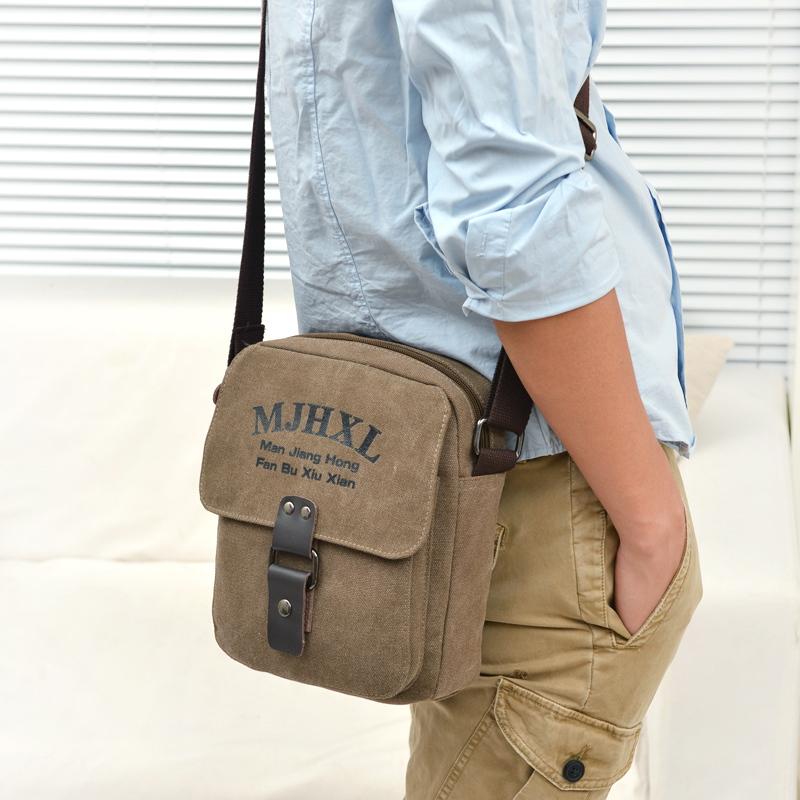 New Arrival Fashion Casual Wash Canvas Men Messenger Bags Men's Crossbody Bags 2016 Men Shoulder Bags ZB1150(China (Mainland))