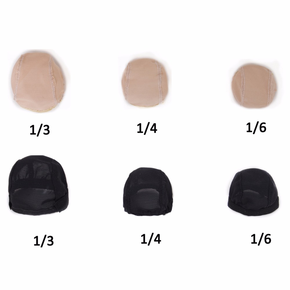 BJD Doll Wigs Cap Wigs Headgear DIY Handmade Fixed-Wig Hair Net Hairnet For For 1/3 1/4 1/6 SD/BJD Doll Accessories Toy For Girl(China (Mainland))
