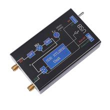 100Khz-1.7GHz Full Band UV HF RTL SDR + Upconverter USB Tuner Receiver 2832U+R820T Ham Software Defined Radio(China (Mainland))