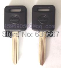 KL29 free shipping key shell high quality car key blank for NISSAN(China (Mainland))