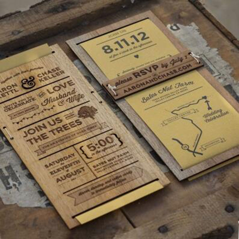 Vintage Style Wedding Invitations with awesome invitation ideas
