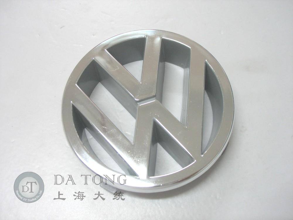 Volkswagen Automobile Logo For Magotan Passta B5 B6 Santana Bora Polo Tiguan Golf Sharan Auto Car VW Spare Parts + Free Shipping