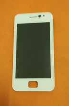 """Used Original LCD Display +Digitizer Touch Screen+Frame for JIAYU G2 MTK6577 Dual core 4.0"""" 800x480 Free shipping(China (Mainland))"""