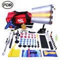 PDR Tools Kit New Updated Led Lamp Reflector Board Dent Puller For Paintless Dent Repair Tools