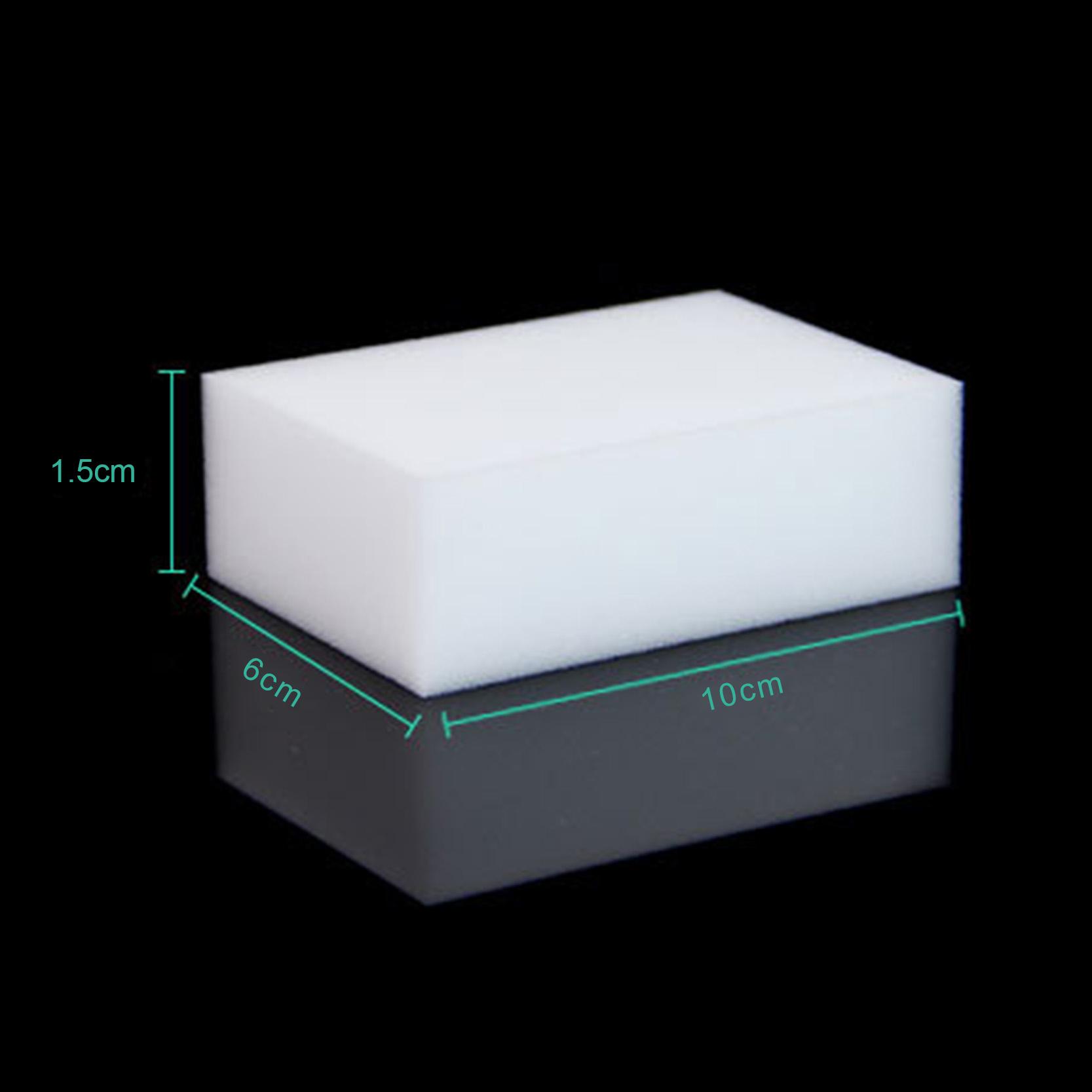 10PCS White Magic Sponge Eraser Melamine Cleaner Multi-Functional Cleaning Nano Sponge Dish New Arrival(China (Mainland))