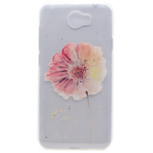Soft TPU Cases Carcasa Capa Huawei Ascend Y5 II 2 Cover Fashion Transparent Mobile phone protective shell - Shenzhen fly-bin technology Co.,Ltd store
