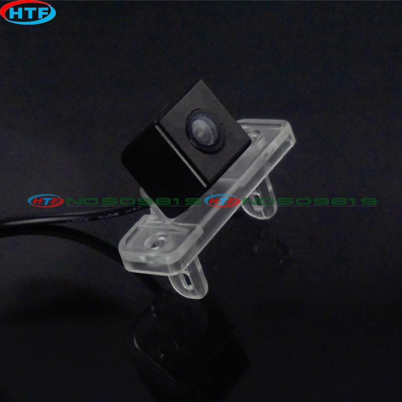 car Rear View Parking Reversing camera wire wireless wide angle For 2014 2015 Volvo V60 reverse backup camear ccd HD(China (Mainland))