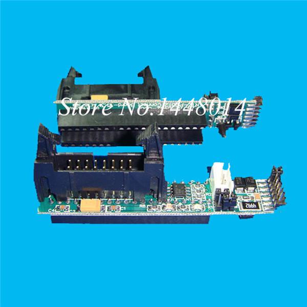 2pcs wholesale Large format printer Flora Polaris PQ512 print head connector card LJ320P interface card V1.3(China (Mainland))