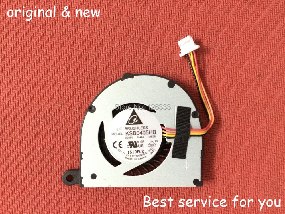 New DELTA KSB0405HA AE38 COOLING FAN FOR ASUS EEEPC 1015T 1015B PC1015PE 1015b 1015p Cooling Fan<br><br>Aliexpress
