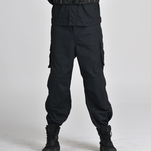 New Arrival 2016 Brand Outdoors Spring And Autumn Men Military Commando Straight Black Training Tactical Trousers Overalls Pants