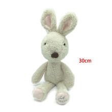 30 cm Roupas de Boneca para o Coelho/Gato/Urso de Pelúcia Brinquedos De Pelúcia Macia Terno Camisola Roupas Acessórios para 1/6 BJD bonecas Presentes Do Bebê Meninas(China)