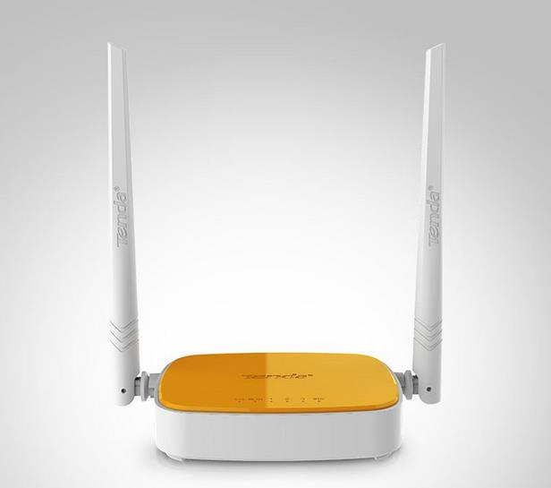 Wireless router WIFI repeater home networking broadband Access Point 300Mbps 4 Ports RJ45 Tenda N304 802
