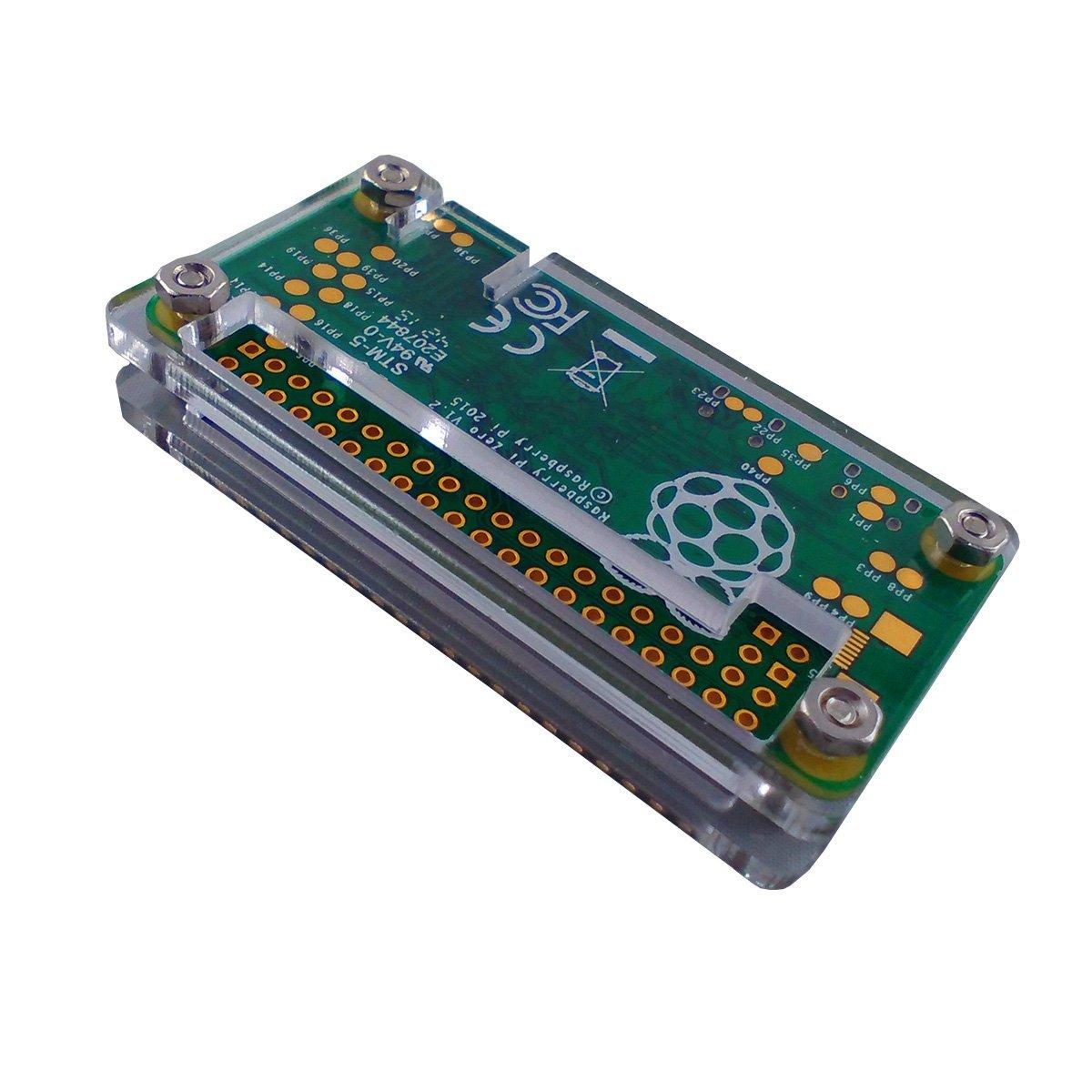 Raspberry pi Zero Case Shell/Protective Acrylic Case Shell