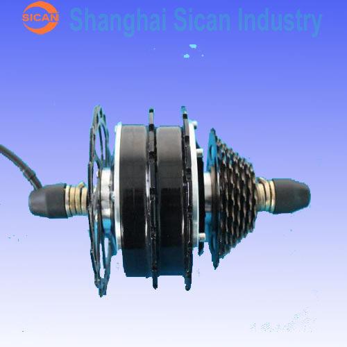Мотор для электровелосипеда 36V 350W e