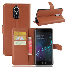 "Buy Doogee Shoot 1 Wallet Flip Leather Case 5.5""With Card Slots Stand Holder Tpu Cover Doogee Shoot 1 Coque Phone Bag for $2.37 in AliExpress store"