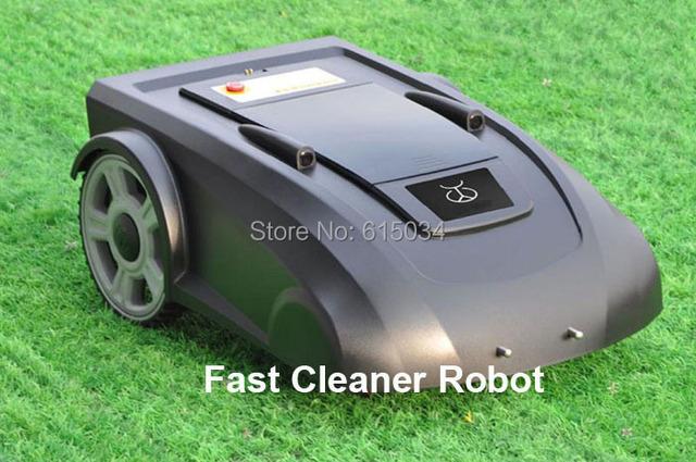 Robot Lawn Mower L2900 with Update Software,Newest Range,Subarea function, Ultrasonic Sensor,Li-ion Battery, Waterproof