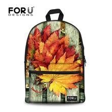 New Stylish 3D Flower Print School Bags For Girls Designer Teenage Floral Schoolbag Casual Children Bookbag Women Backbag Retail(China (Mainland))