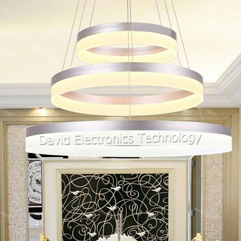 Здесь можно купить  Factory Price LED Chandelier Light Modern Arcylic LED Ring Suspension Circle Light Free Shipping Factory Price LED Chandelier Light Modern Arcylic LED Ring Suspension Circle Light Free Shipping Свет и освещение