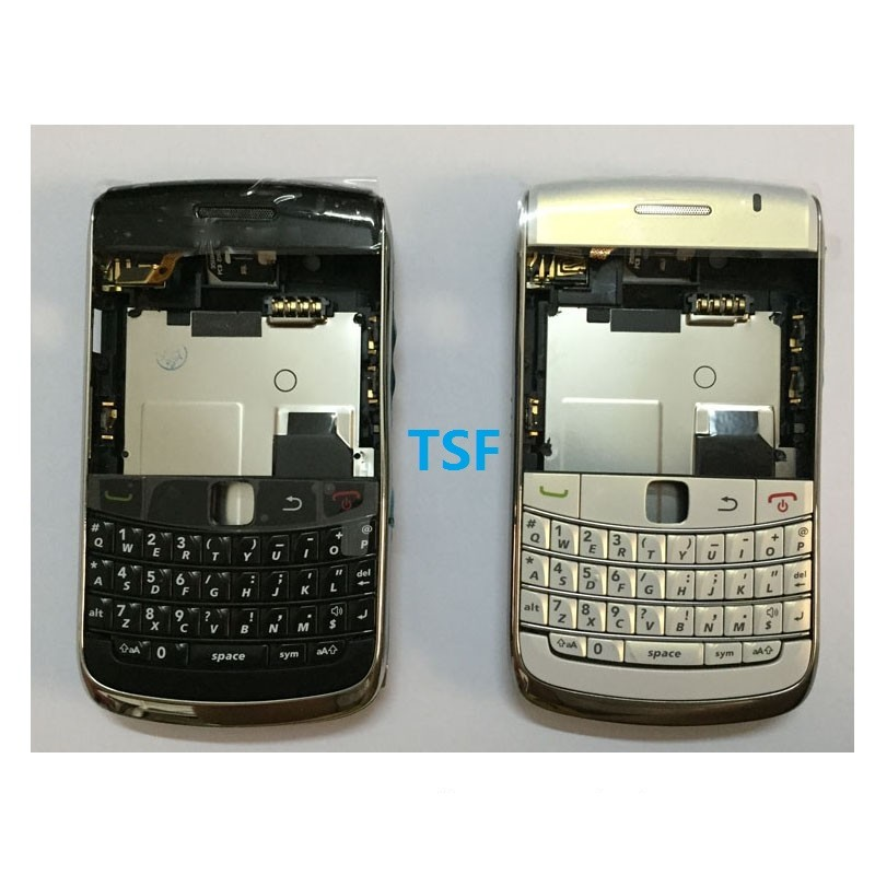 White OR Black OEM Full Housing Case Cover For Blackberry Bold 9700 Front Frame+Middle Frame+Back Cover 10pcs free shipping(China (Mainland))
