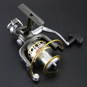 Europe Most Popular NARITA X5 Smooth Spinning Reel Fishing Reel 1 pcs 9+1 BB Carp Fishing Reel Bait Runner Fishing Reel