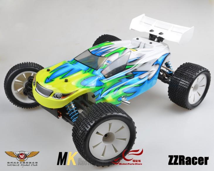 MK Nitro GO28 Engine Remote Control Truck Racing Car Nylon Frame<br><br>Aliexpress