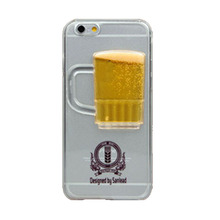 wine bottle Pattern TPU material soft Back Case Cover For iphone 5 5g 5s Mobile Phone Shell CSJK0754