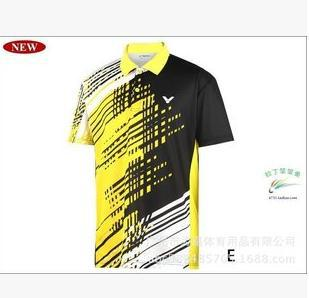 Free shipping 2015 NEW table tennis shirt Men and Women Sports shirt Table Tennis Clothes(China (Mainland))