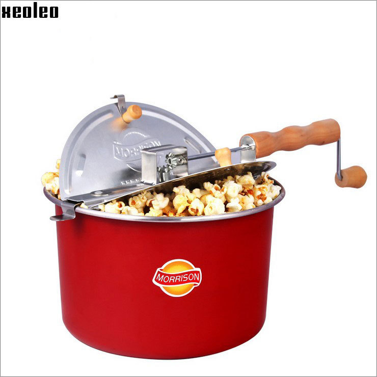 how to use a mini popcorn machine