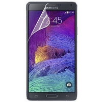 LCD Screen Protector Front  Protective Film For Samsung Note 4
