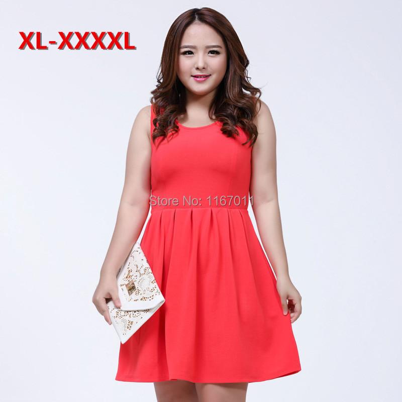 xl xxl xxxl xxxxl dresses 2015 women summer style dress ...