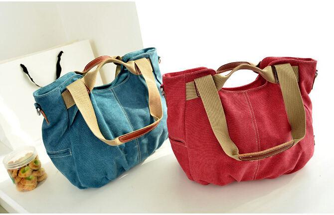 2015Hot New Women Tote Ladies Rivet Canvas Shoulder Bags Russian Casual Women Messenger Bag Vintage Crossbody Shoulder  Bag XA3D<br><br>Aliexpress