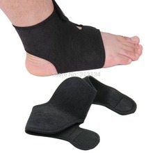 Tightness Black Ankle Protector Sports Ankle Support Elastic Ankle Brace Guard Foot Support Sports Gear Gym(China (Mainland))