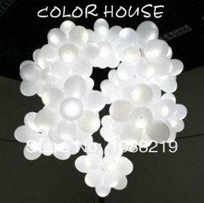 "Free Shipping 50 Pcs/Lot/ Led Balloon Light 12""/Led Balloon White Ballons Decoration Birthday Wedding Decorations(China (Mainland))"
