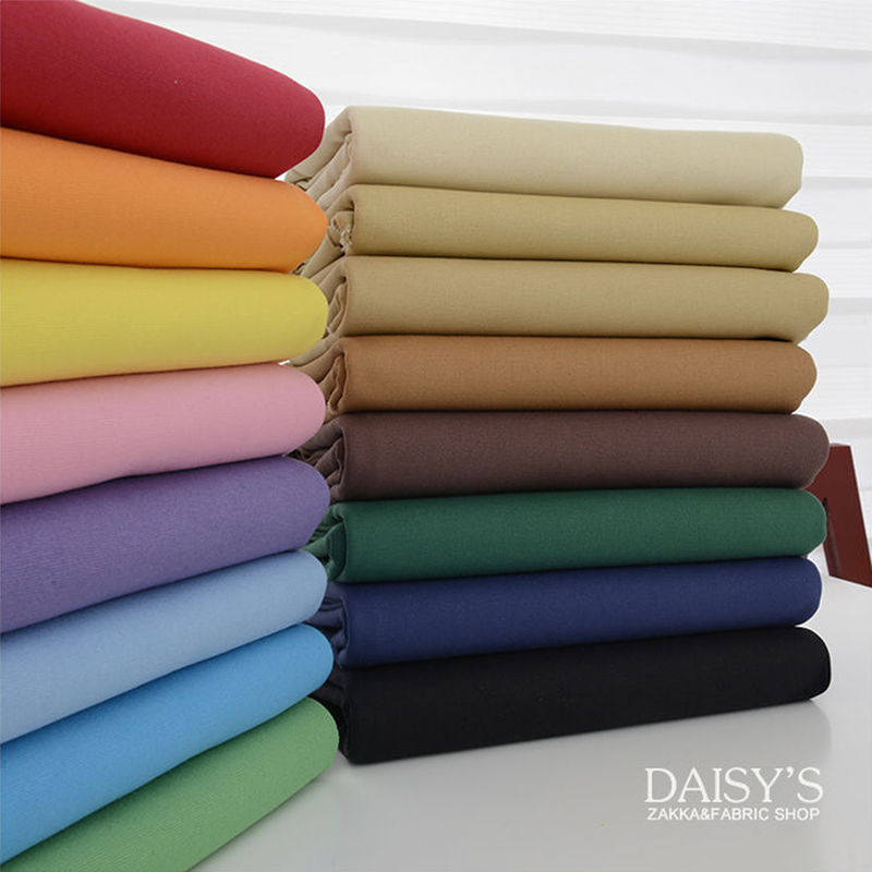 50x140cm Background canvas cloth abrasion resistant fabric sofa cushion bag DIY plain weave dense durable wear 18color 460g/m(China (Mainland))