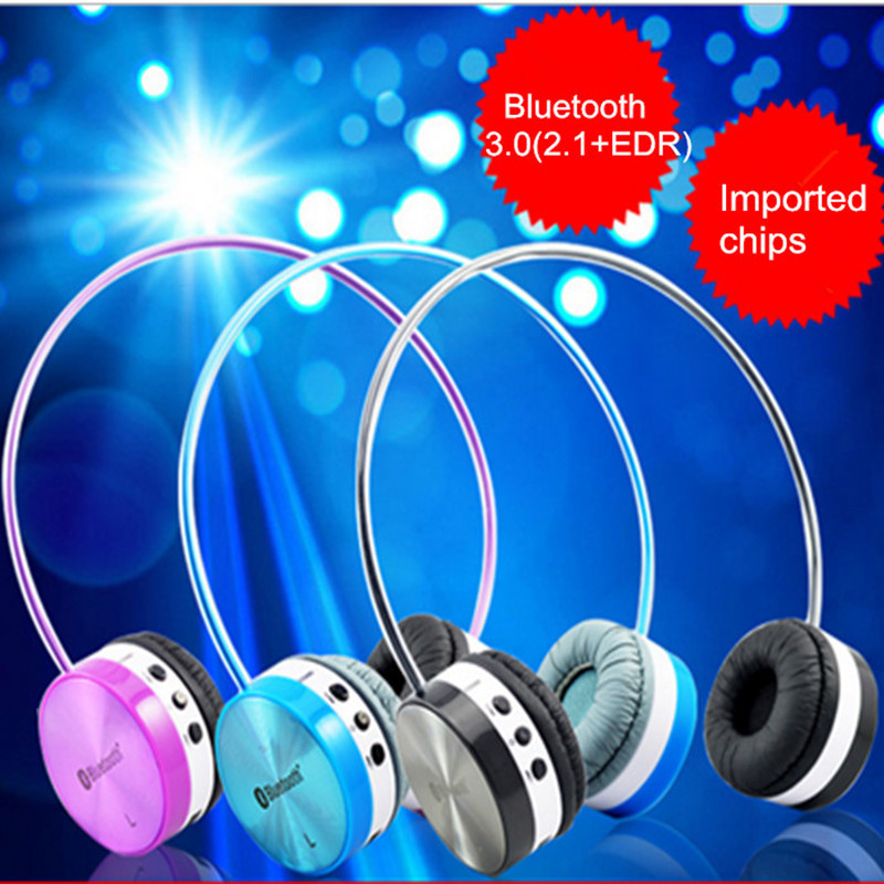 Wholesale Bests Wireless Stereo Headset Portable Bluetooth Music Headphones For Smart Phone Free Shipping(China (Mainland))