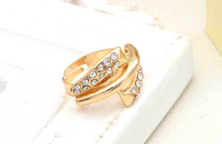 Dubai 18K Gold Plated Jewelry Sets Nigerian Wedding African Beads Crystal Bridal Jewellery Set Rhinestone Ethiopian Jewelry