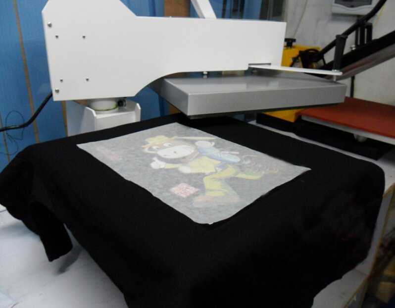 A4 High Quality Dark Color Cotton T-shirt Heat Press Transfer Paper Sublimation 100sheet/bag(China (Mainland))