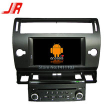 Quad Core Android 4.4 Car DVD GPS player FOR CITROEN C4 Cortex A9 1.6GHz car audio multimedia stereo - ZHUHAI JIERUI INDUSTRIAL CO.,LTD store