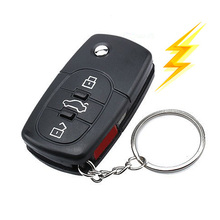 Practical Joke Car Toy Electric Shock Gag Car Remote Control Key Funny Trick Joke Prank Toy Gift FCI#(China (Mainland))