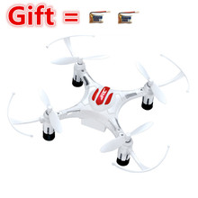 JJRC H8 Mini Headless Mode RC Quadcopter Helicopter 2.4G 4CH 6 Axis RTF Remote Control Toy with 3pcs 3.7V 150mAh Battery(China (Mainland))