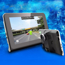 7inch HD 16GB portable Car GPS Navigation vehicle GPS 1296x1081P (Navigation/speed test/driving recorder/entertainment)