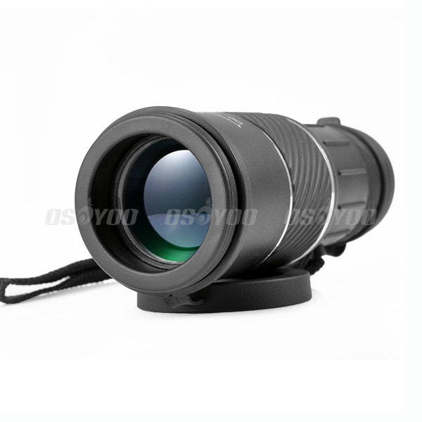 Brand New Saling 20 X 52 Dual Focus Dual Green Film High Powered Monocular Telescope Big