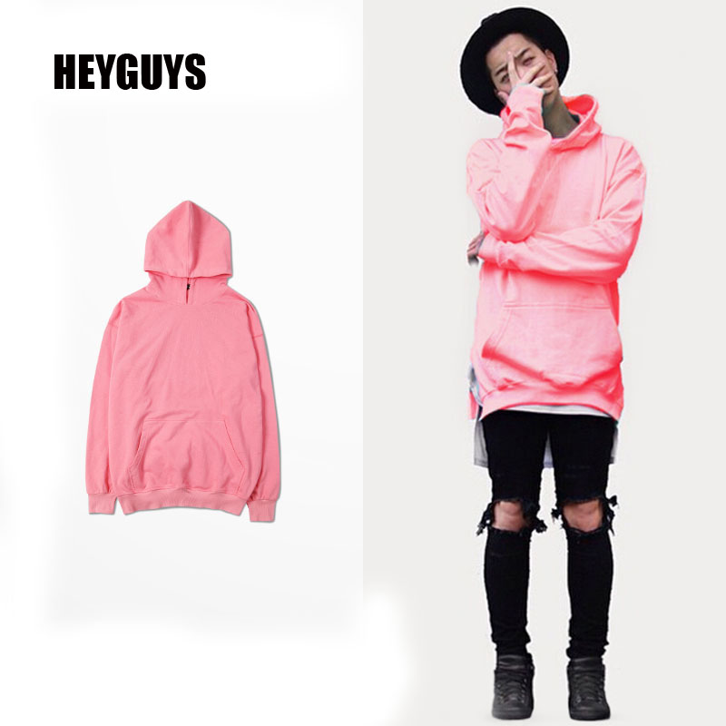 HEYGUYS HOT 2016 hoodie men pink color fashion sweatshirts brand orignal design sports suit pullover for men jogging suit autumn(China (Mainland))