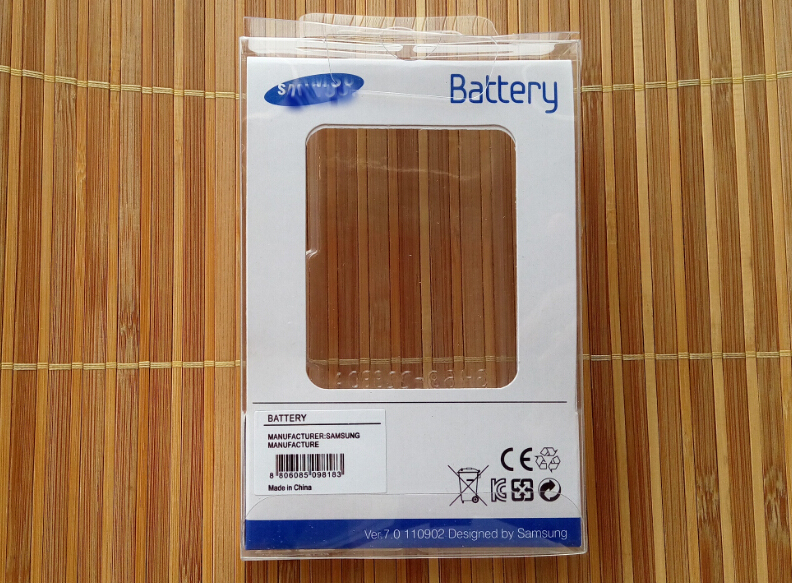 Battery Blister Card Package For Samsung Galaxy Note 4 N9100/N9108V/N9106W/N9109W Mobile Phone Battery,100pcs/lot,Free(China (Mainland))