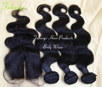 Peruvian Virgin Hair 4pcs Lot Body Wave Lace Closure With Bundles Unprocessed Human Hair Weave Extension Peruvian Body Wave