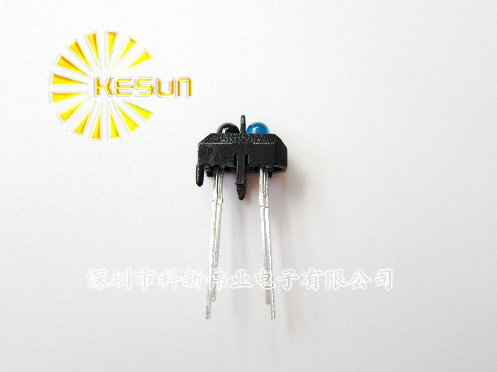 FREE SHIPPING 100PCS/LOT TCRT5000L Reflective Optical Sensor with Transistor Output (TCRT5000)(China (Mainland))