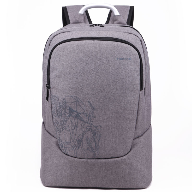 Сумки для ноутбуков и Чехлы Tigernu Laptop Backpack , Femail T-B3129 Laptop Bag