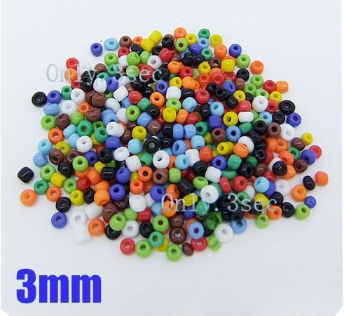 aliexpress buy wholesale 3mm 500pcs mixed color